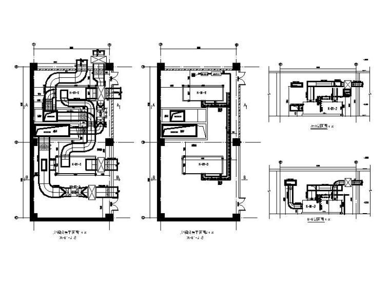 空调机房详图(二)
