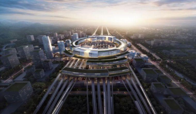 南京将建环形高铁站?年底开工!