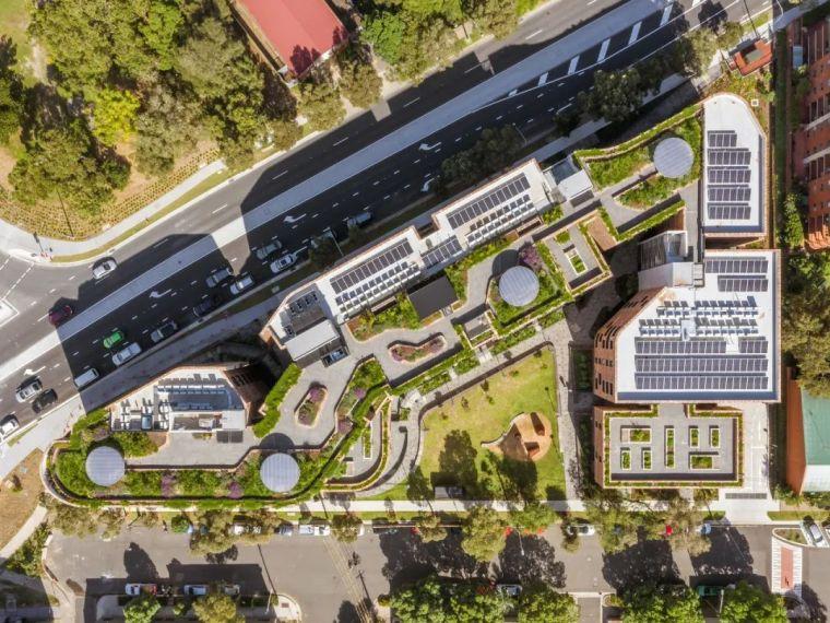 """外立面由近50万块砖组成,""""曲线""""住宅建筑"""