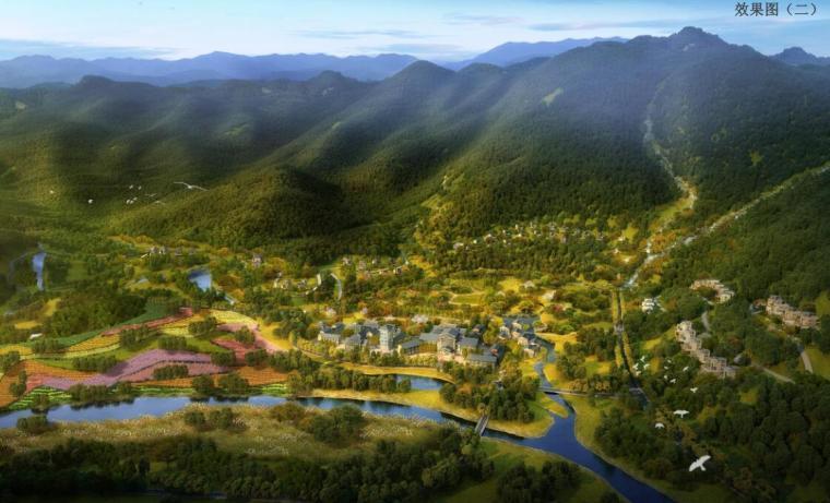 [北京]山地运动度假公园开发方案设计-效果图1