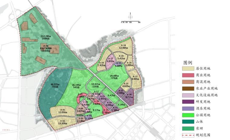 [江苏]国际休闲运动旅游景观方案设计-规划方案2