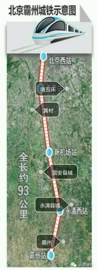 总投资6500亿!京津冀城际铁路网规划大全_3