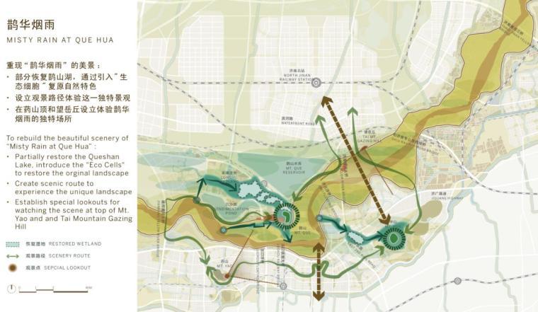[山东]济南滨河公园景观方案设计