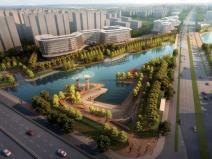 [浙江]杭州滨江河畔滨水景观设计