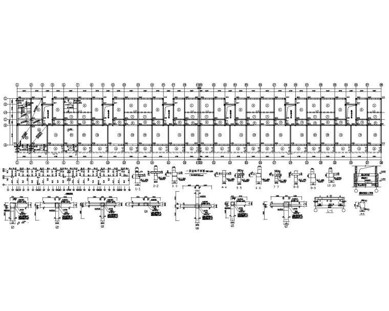 某七层砌体结构住宅施工图(CAD)