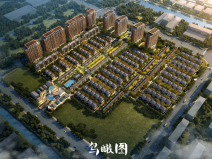 [上海]东方文脉院墅社区景观设计方案