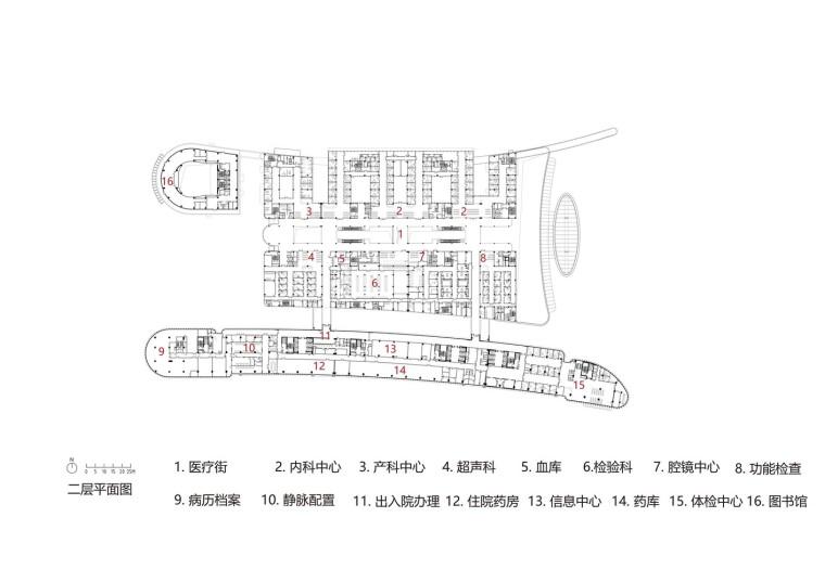 二层平面图_Second_floor_plan