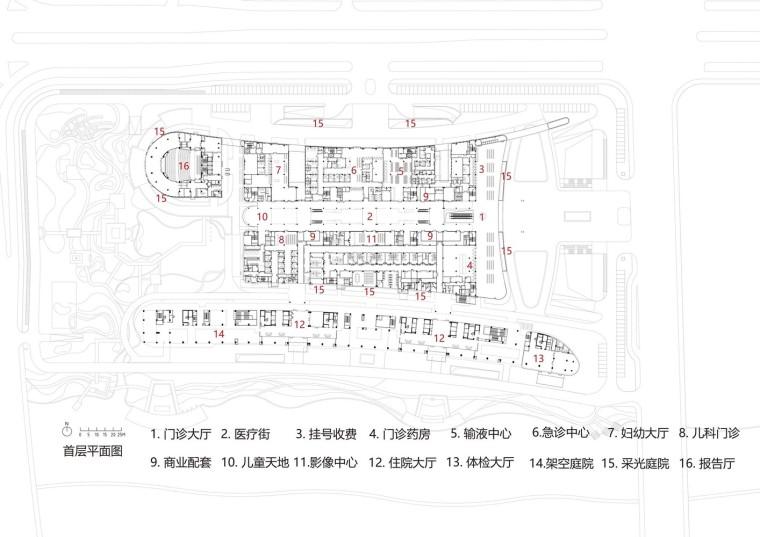 首层平面图_First_floor_plan