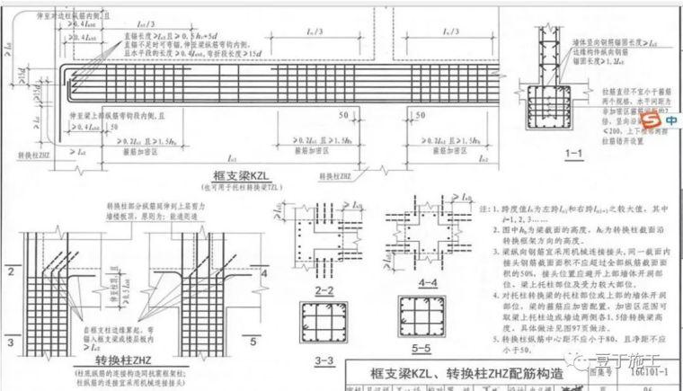受益匪浅!这样学习16G-101图集构造应用!_90