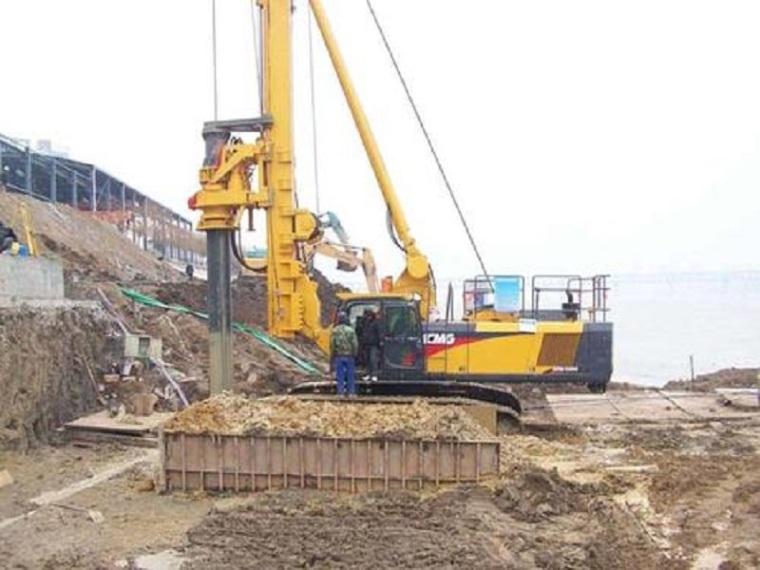 厂房改造旋挖桩孔施工方案