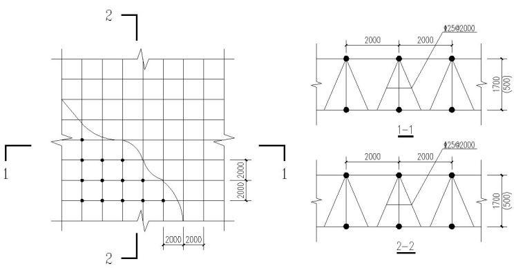 住宅建设项目筏板基础钢筋施工方案