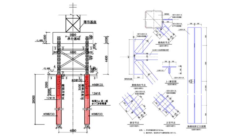 02 塔吊基础定位图