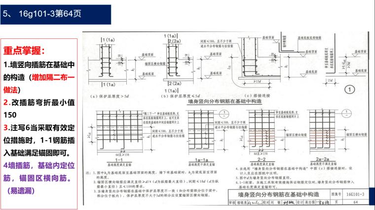 16G-101图集钢筋平法详细解析-03 竖向分布钢筋