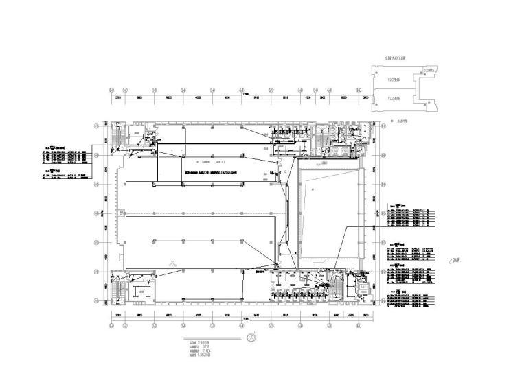 知名院_江苏某学院新校区图书馆电气施工图