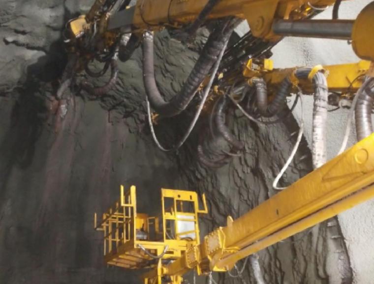 [云南]铁路单线隧道机械化快速施工关键技术