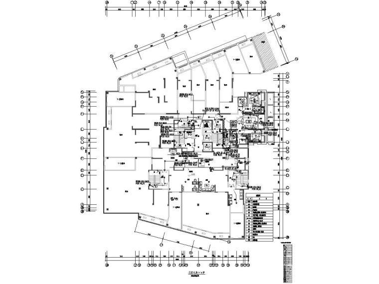 可视对讲大样资料下载-[重庆]40层商业住宅楼电气施工图