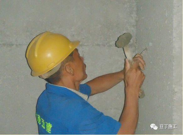 80张图,一步步精细解析抹灰施工工艺标准!_23