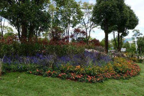休闲农业规划,花卉设计的几种方式!_5