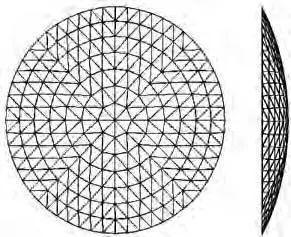 基于构形易损性理论的温室单层球面网壳极限_14