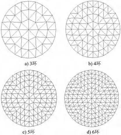 基于构形易损性理论的温室单层球面网壳极限_18
