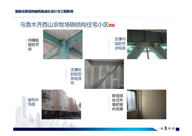 装配式钢结构住宅小区