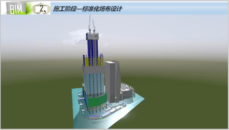 50层办公大厦各阶段BIM应用(含场布模型)-标准化场布设计