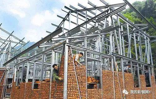 关于钢结构住宅设计的总结!