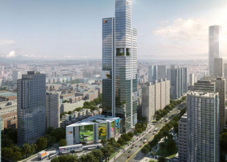 52层超甲级办公楼BIM技术应用(含模型)