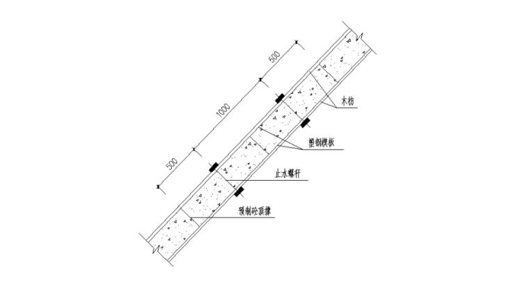 09 双面模板施工示意图