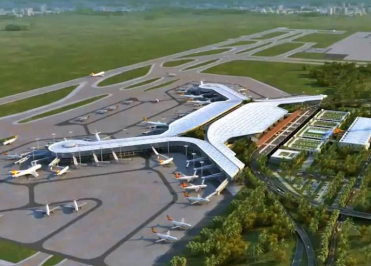 bim一级考试第二期解析资料下载-国际航站楼总承包管理BIM应用(18年,附模型)