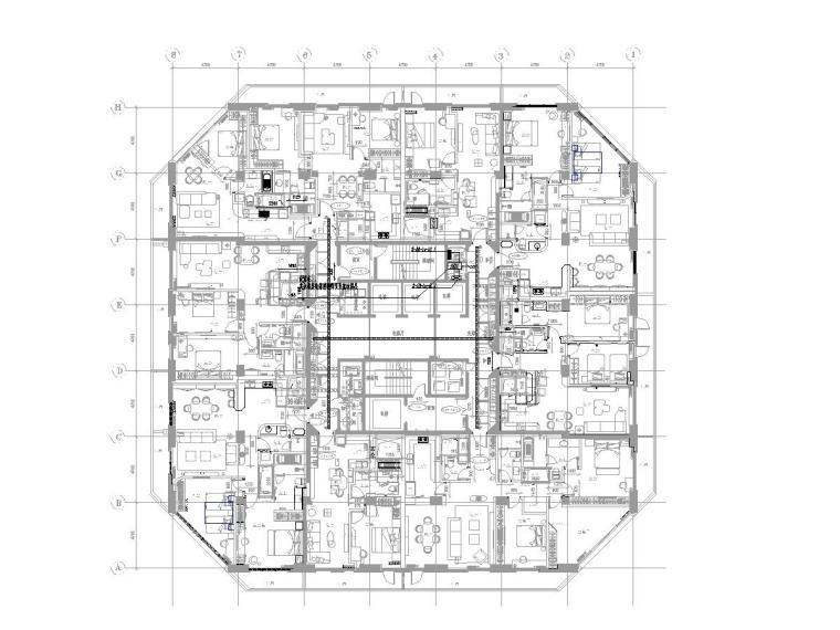 3楼控平面图