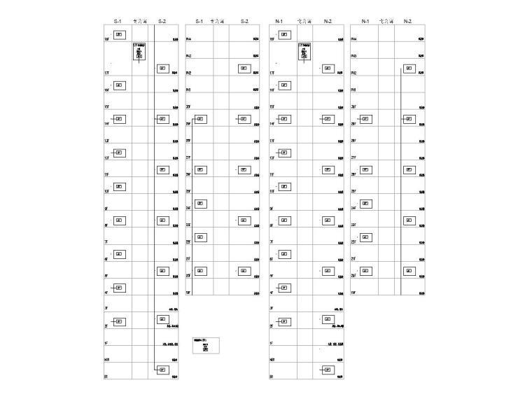 8UPS配电系统图