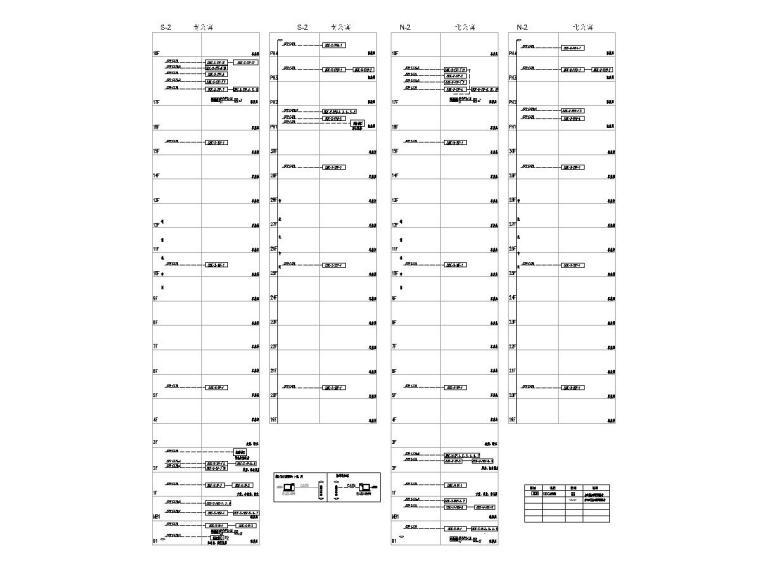 10楼宇自控系统图