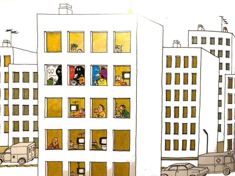 六一丨我最喜欢的建筑师是。。。巴巴爸爸_9