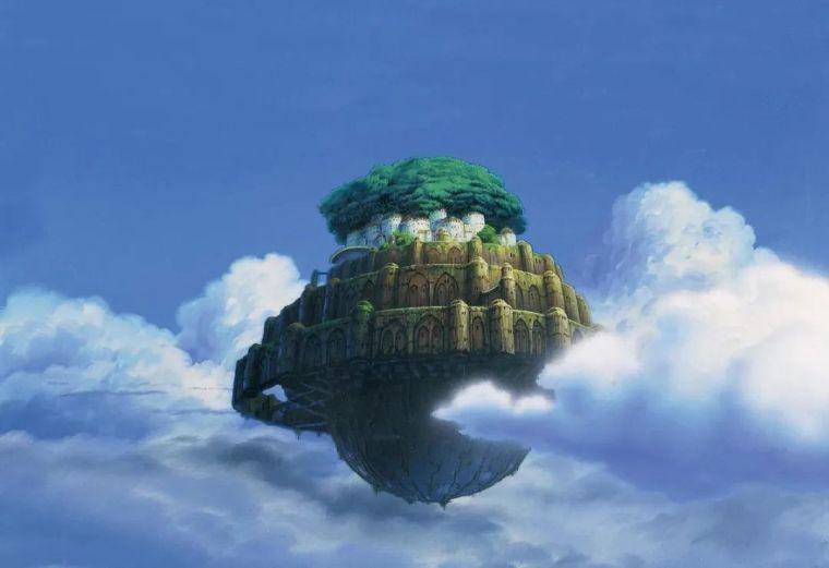 宫崎骏:我的心里不只有童话,还有一个建筑梦