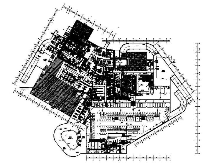 广州肿瘤防治中心空调通风及防排烟设计图