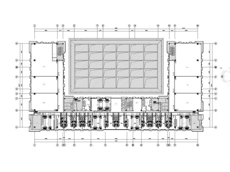[安徽]五层技术服务综合楼电气施工图