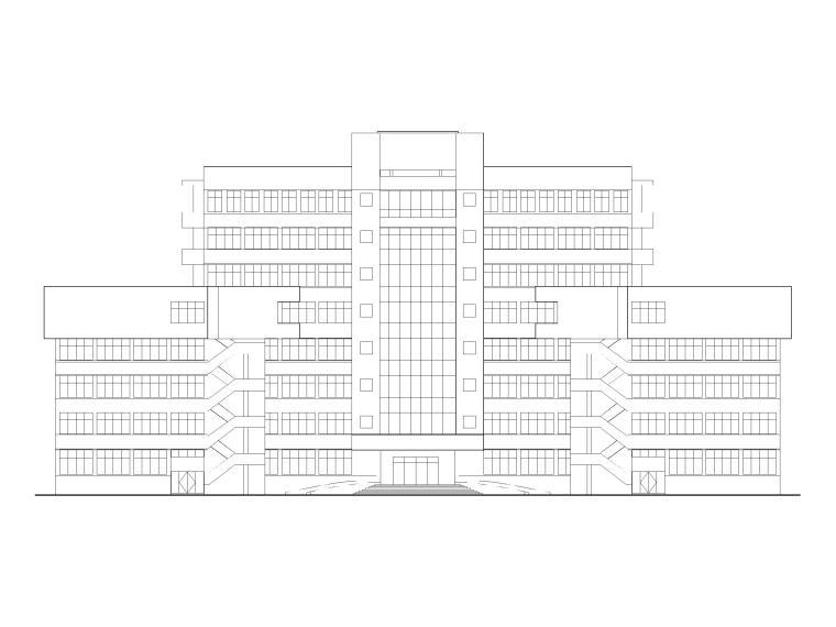 实验学校改造工程教学楼_办公楼全套施工图