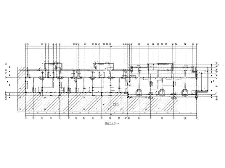 多层建筑 地上层数:8层 地下层数:1层 图纸深度:施工图 民用建筑设计图片