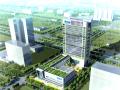电子商务中心绿色施工示范工程汇报材料ppt