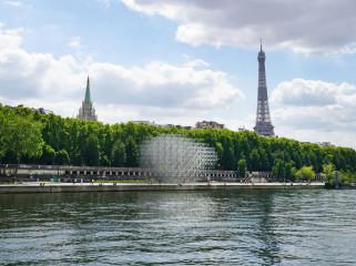 法国Blur城市景观装置