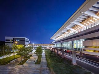 广州市轨道交通二十一号线高架段车站