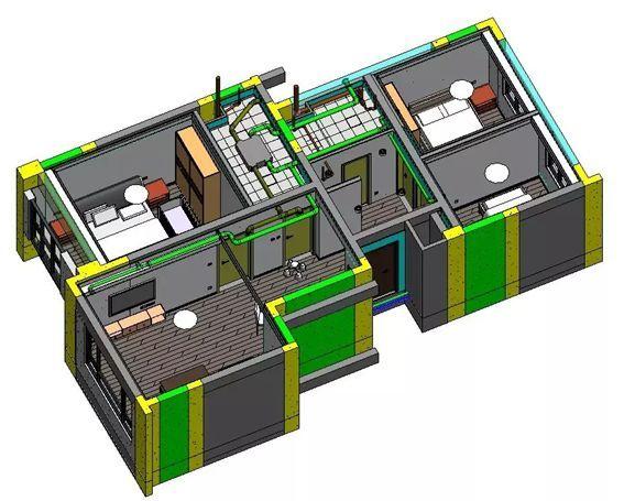 BIM技术在住宅精装修中的7种应用方法_1