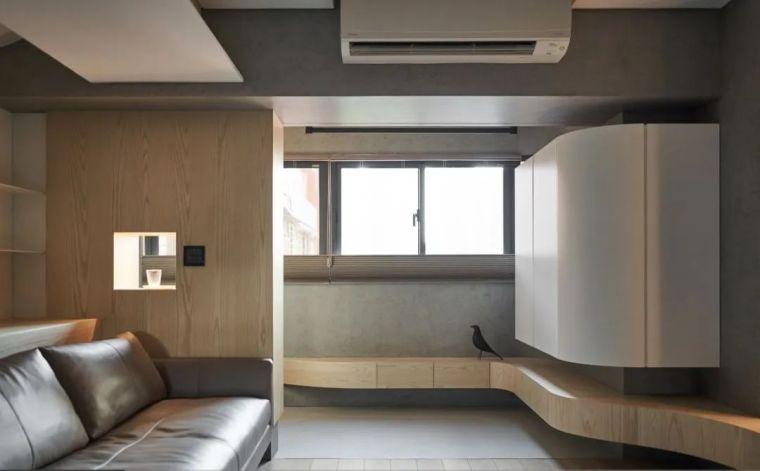 66㎡两居室,灯带这样用让家更有型_9