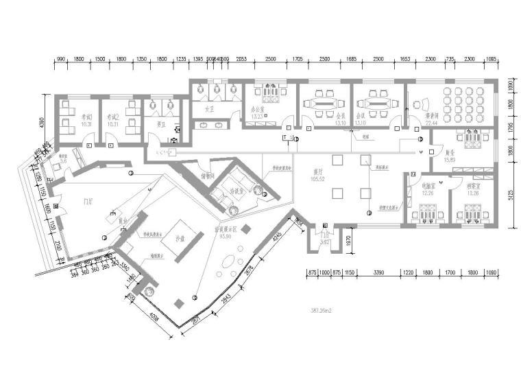 [北京]某私立学校智慧校园建设项目施工图