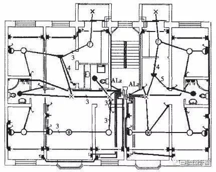 初学者必看:照明设计中的布线与线路控制_12