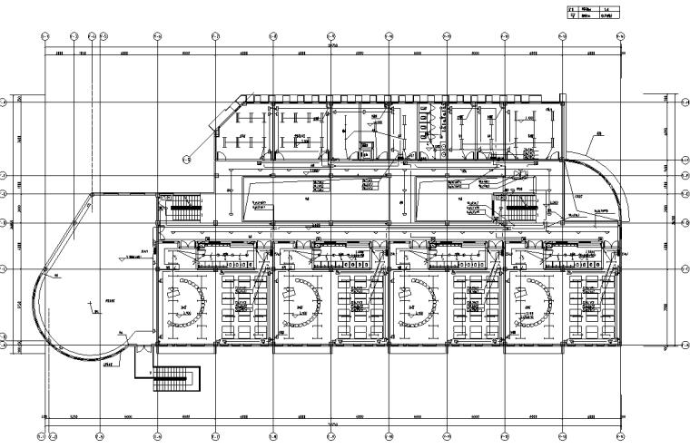 知名地产丨惠州商业住宅及商业水暖电施工图