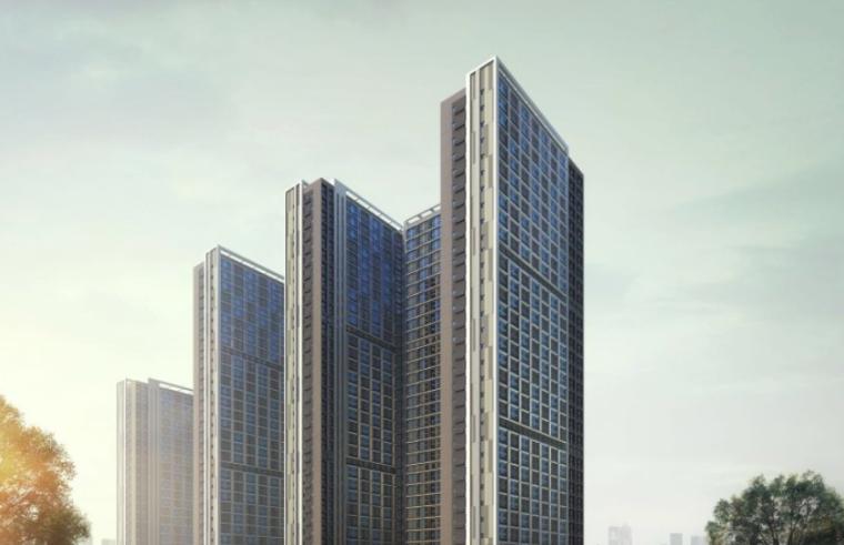 52层框剪结构住宅楼临时用水施工方案