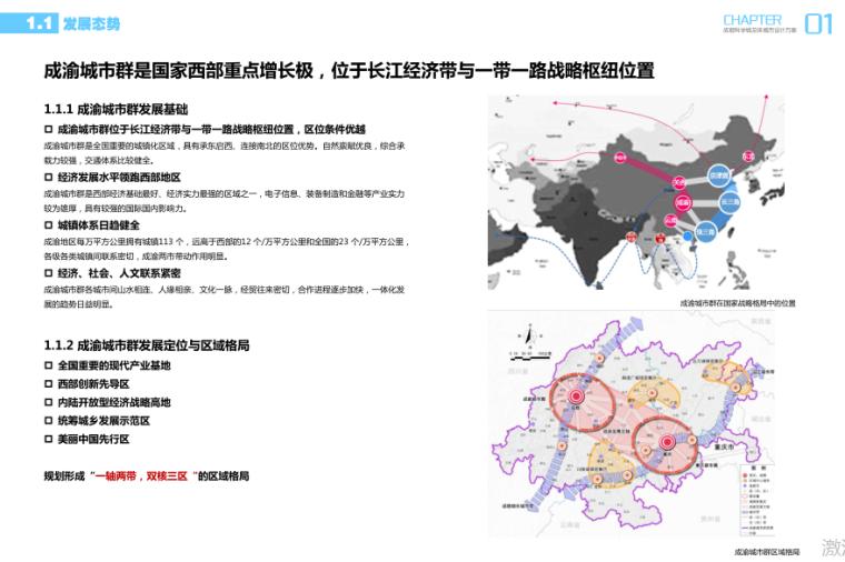 3-成都天府新区科技城总体城市设计-发展态势