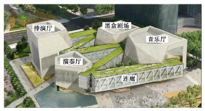 天津茱莉亚学院超限结构设计中的关键技术